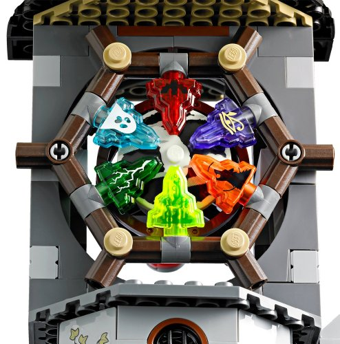 Amazon.com: LEGO® Monster Fighters Vampyre Castle Set 9468: Toys ...