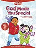 media ministry made easy - God Made You Special Story + Activity Book (Faith That Sticks Books)