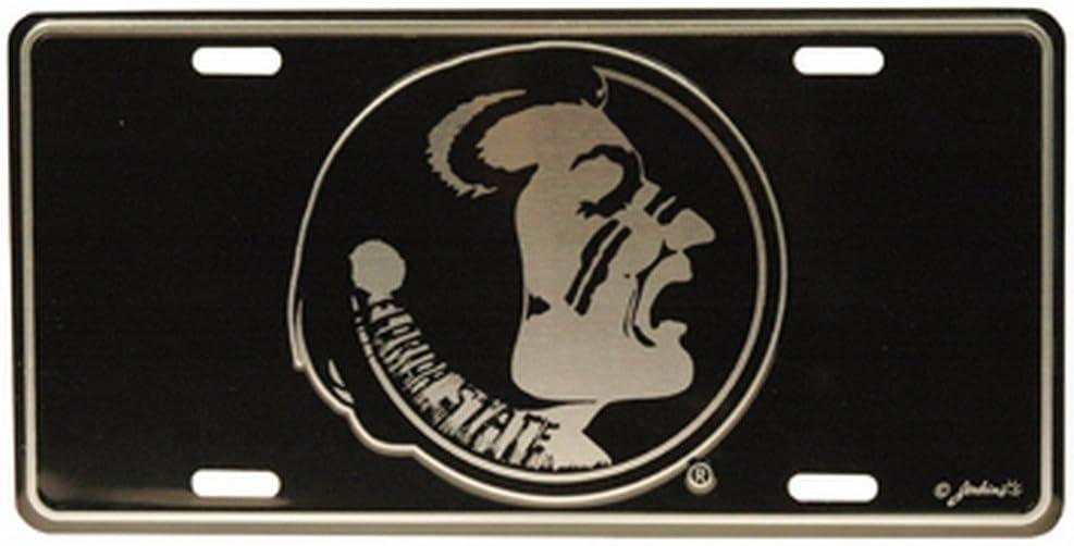 NCAA Florida State Seminoles Car Tag Elite