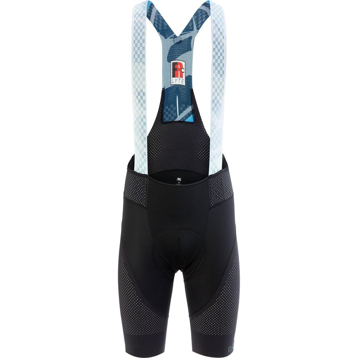 Giordana fr-c Pro Lyte Bib Short – Men 's B07C2PFNBJ X-Large ブラック ブラック X-Large