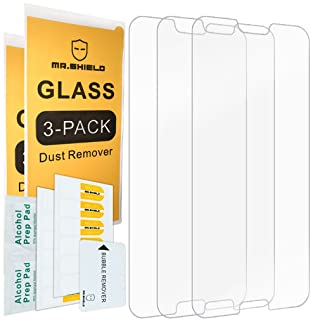 [3-PACK]- Mr Shield For HUAWEIHonor10 [Tempered Glass] Screen Protector [Japan Glass With 9H Hardness] with Lifetime Replacement Warranty