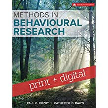 Methods in Behavioural Research with Connect with SmartBook COMBO