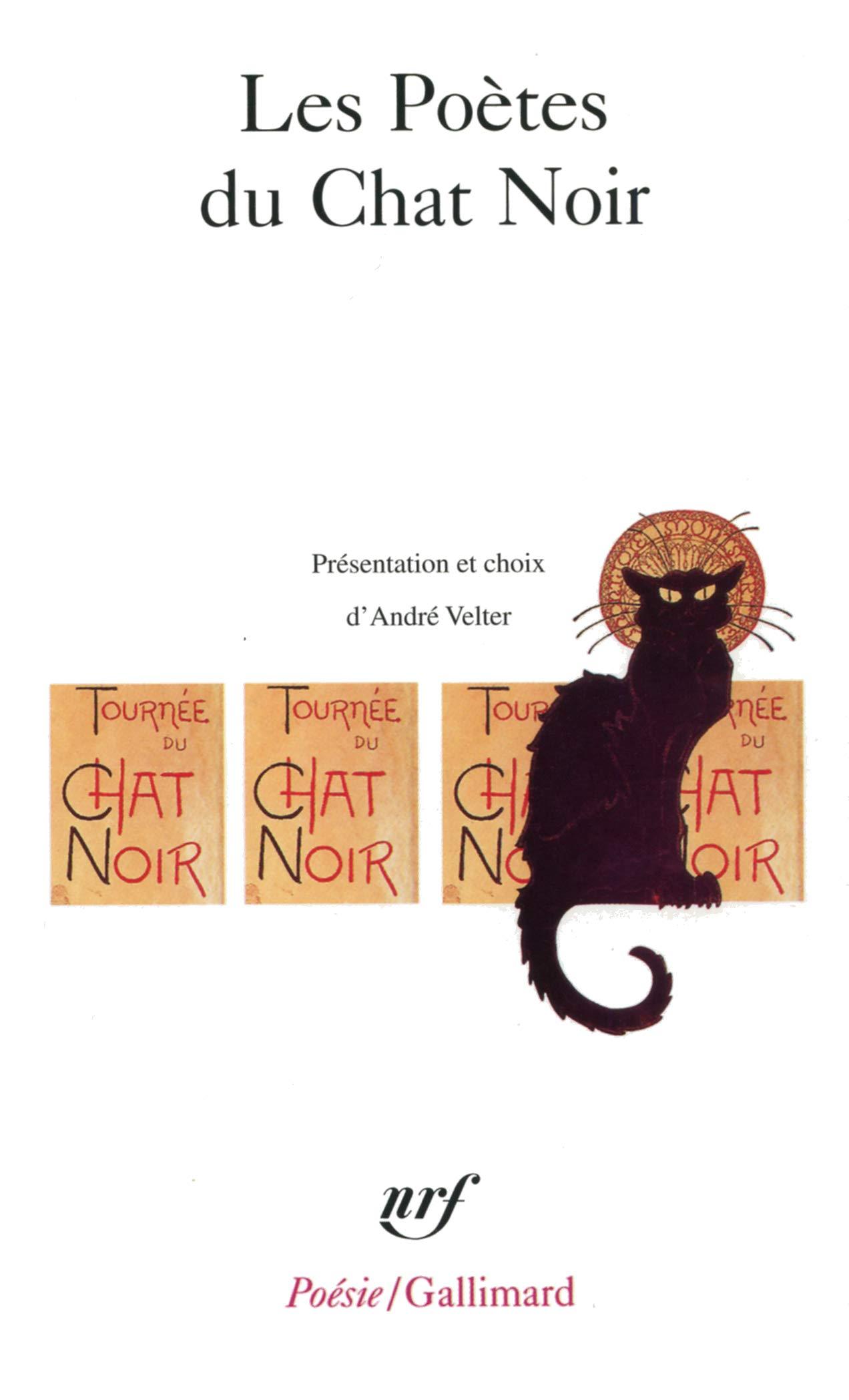 Buy Poetes Du Chat Noir A32898 Poesie Gallimard Book Online At Low Prices In India Poetes Du Chat Noir A32898 Poesie Gallimard Reviews Ratings Amazon In
