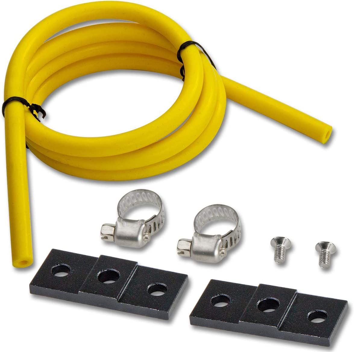 Silver Universal Adjustable 30PSI Manual Turbo Boost Controller Kit