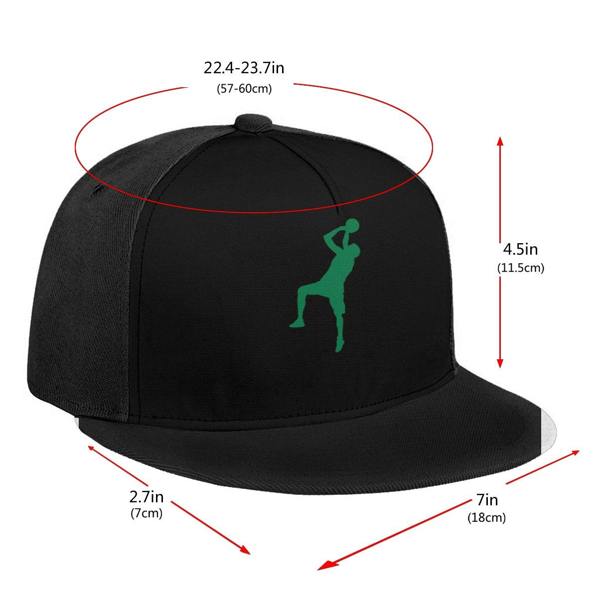 DeniCar Unisex Adjustable Baseball Caps 30K Pionts Dirk-Nowitzki Skull Cap Black