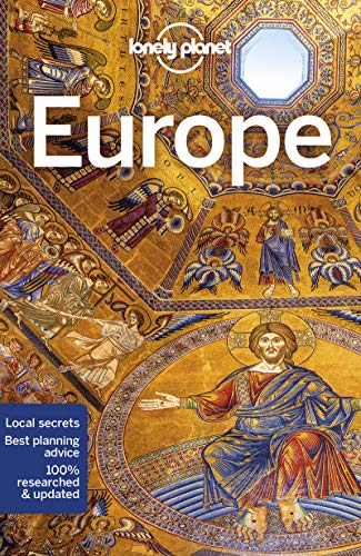 Book cover from Lonely Planet Europe (Travel Guide) by Lonely Planet