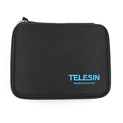 Amazon.com: TELESIN Shockproof shock-resistant Bolsa de ...