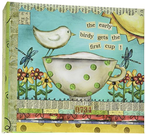 Lang Artisan Recipe Card Album, Color My World
