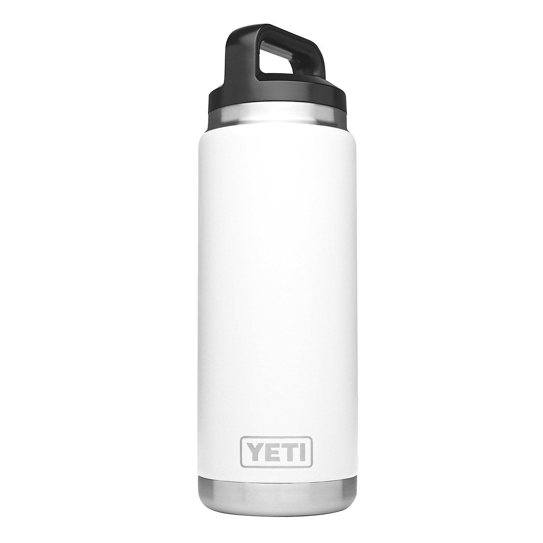 YETI Rambler 26oz Bottle, White