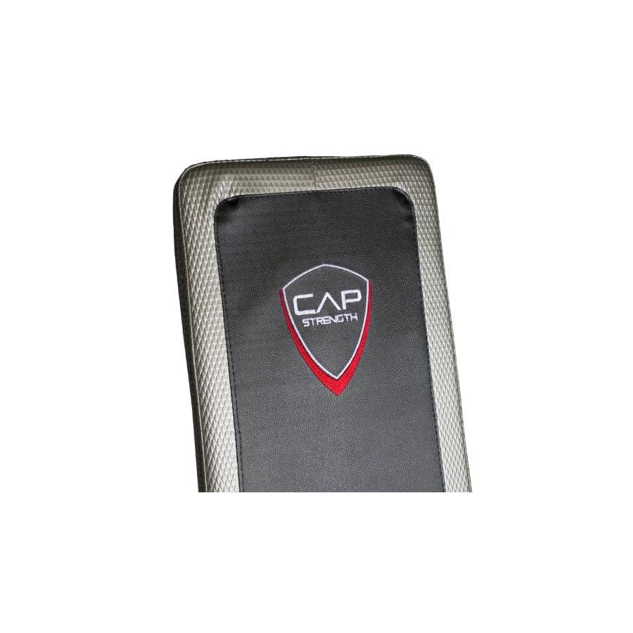 CAP Barbell Heavy Duty Utility Bench