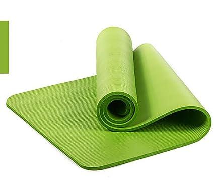 Esterilla de yoga con cuerda de transporte, antideslizante ...