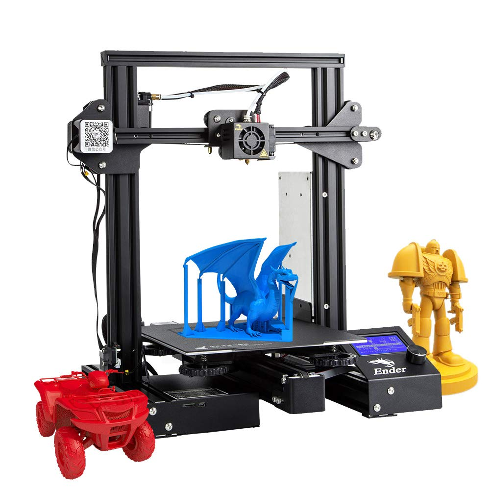 Amazon.com: Creality 3D Printer CR-10S - Detector de ...