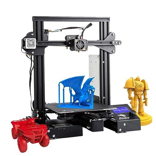 Amazon.com: Creality 3D Printer CR-10S - Detector de ...