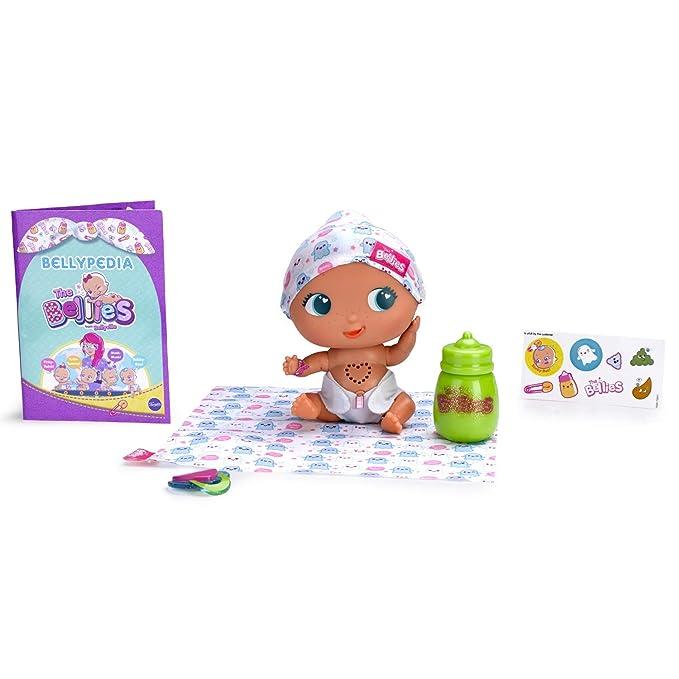 Amazon.es: The Bellies - Bobby -Boo, muñeco interactivo para niños ...