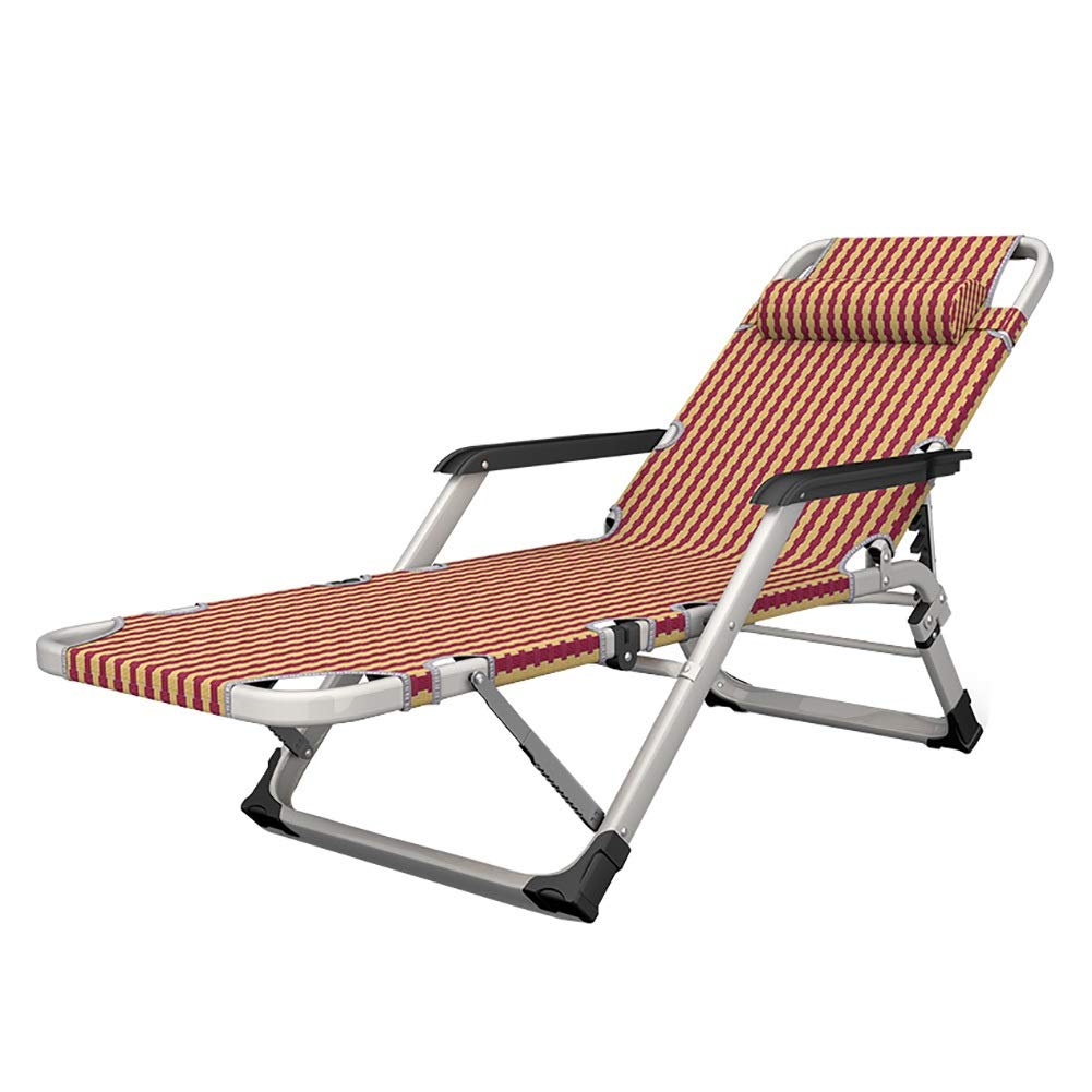 Amazon.com: YXX - Sillón reclinable plegable para jardín ...