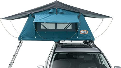 This tent photo shows the Tepui Explorer Ayer Rooftop Tent.
