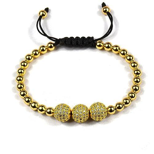 Anil Arjandas Men Bracelets,macrame Bracelet For Man