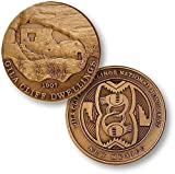 Gila Cliff Dwellings National Monument Coin