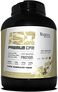 ISO PREMIUM (Chocolate blanco, 2 kg.): Amazon.es: Salud y ...