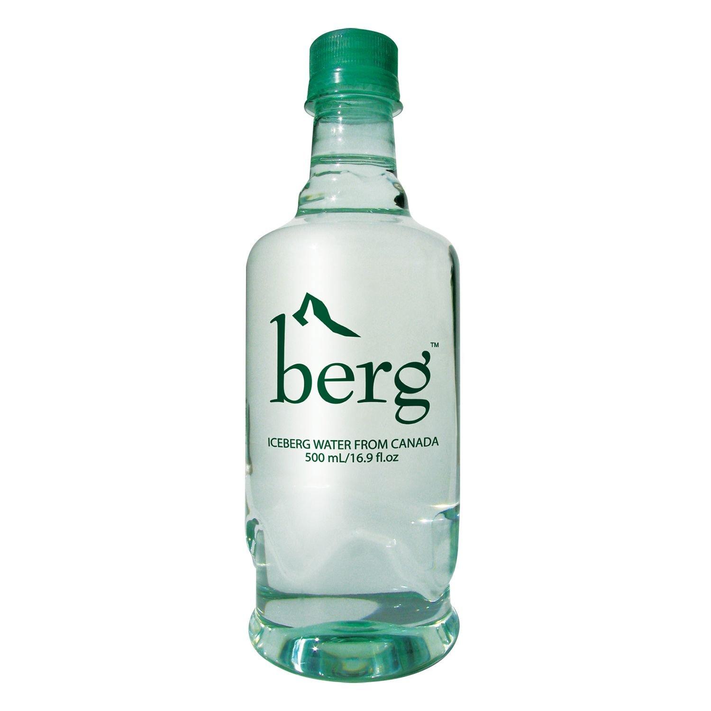 Iceberg Water (16.9 oz. plastic bottles, 24 pk.)