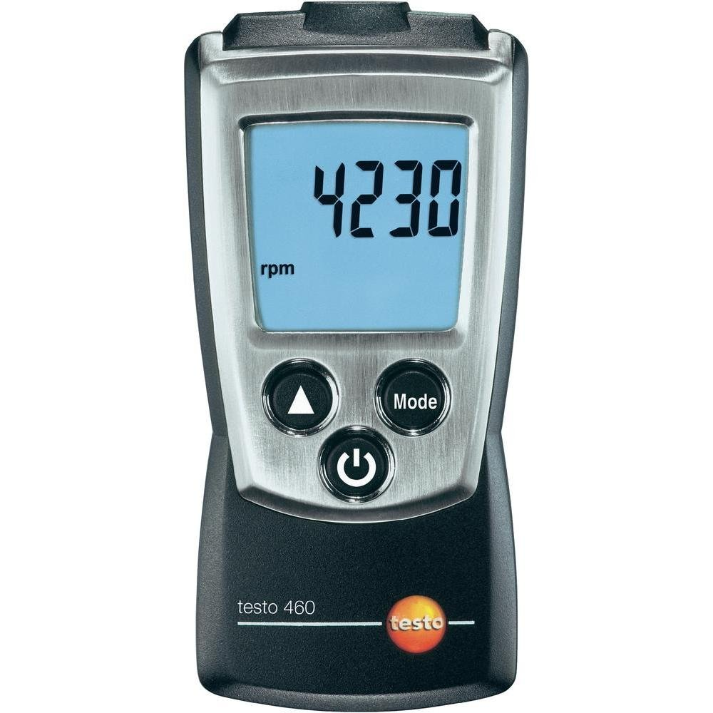 testo 460 - Compact Optical RPM meter 0560 0460 testo460