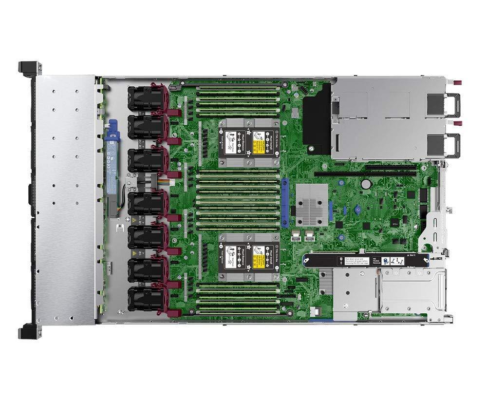 64GB RAM 7.68TB SATA Enterprise SSDs ProLiant DL360 Gen 10 Business Server Computer Rail 2 x Intel Silver 4110 8 Core CPUs RAID 3 Years Warranty