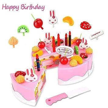 Lychee Cocina diversión Cortar Pastel de cumpleaños Juego de ...