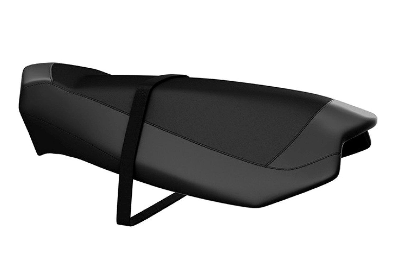 Ski-Doo New OEM 2-Up Seat, REV-XP REV-XR REV-XM REV-XS REV-XU Tundra, 860201314