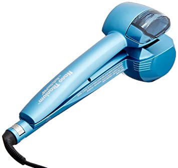 56d1ed0d2 Amazon.com: BaBylissPRO Nano Titanium Miracurl Steamtech Professional Curl  Machine: Luxury Beauty