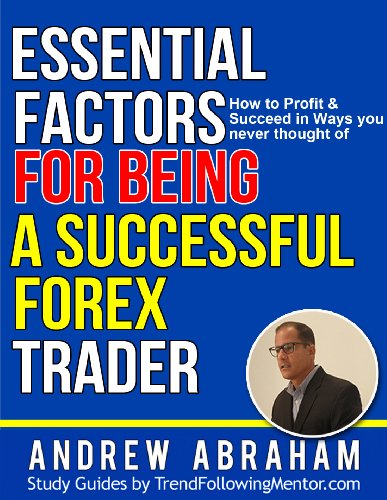 Forex trend following books