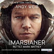 Der Marsianer (       UNABRIDGED) by Andy Weir Narrated by Richard Barenberg