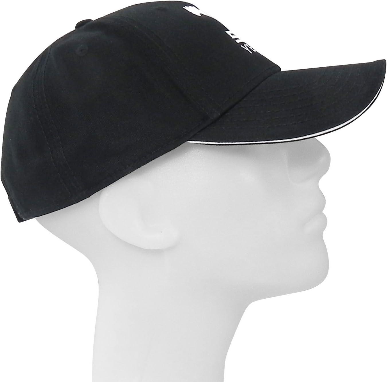 Ford Mustang 50th Anniversary Black Baseball Cap