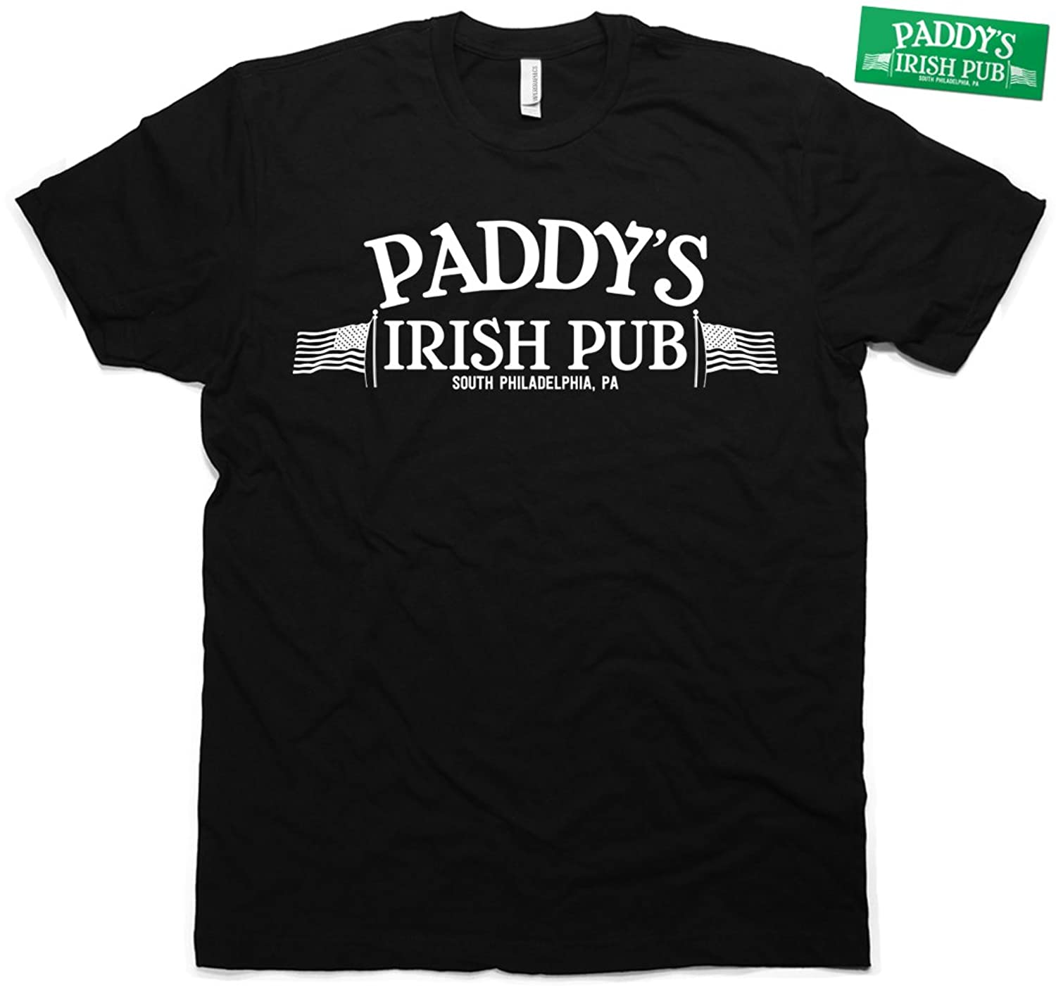 amazon com daft threads paddy u0027s irish pub st patrick u0027s day t