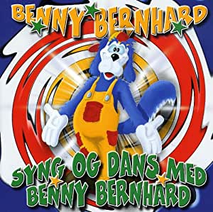Syng Og Dans Med Benny Bernhard