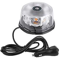 KIMISS 8 LED 40W 12-24V Magnética Flashing luces