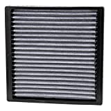 Automotive : K&N VF2005 Washable & Reusable Cabin Air Filter Cleans and Freshens Incoming Air for your Toyota, Pontiac, Subaru