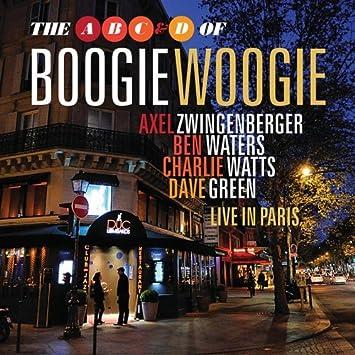 A B C D Of Boogie Woogie
