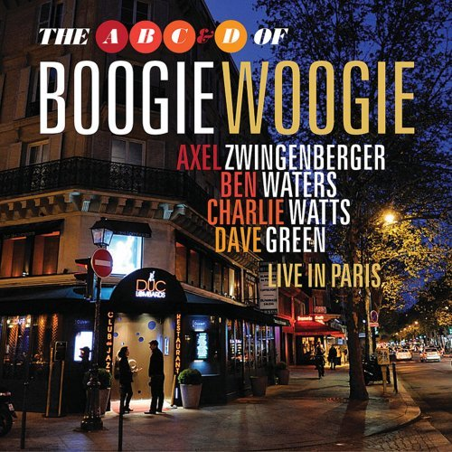 A B C & D of Boogie Woogie - Live in Paris by CD