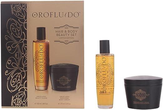 Orofluido Orofluido Hair & Body Beauty Lote 2 Pz: Amazon.es: Belleza