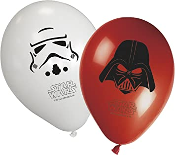 Unqiue Party Globos Latex Star Wars (71973)