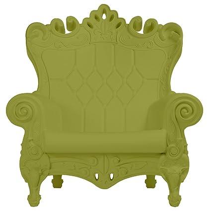 Design of Love - Slide Design - Queen of Love Poltrona Verde lime ...