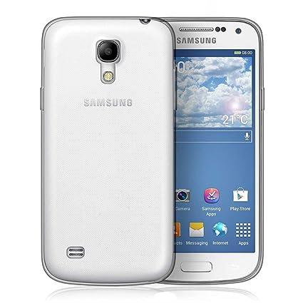 Funda Samsung Galaxy S4 Carcasa Gel Transparente Caso Suave ...