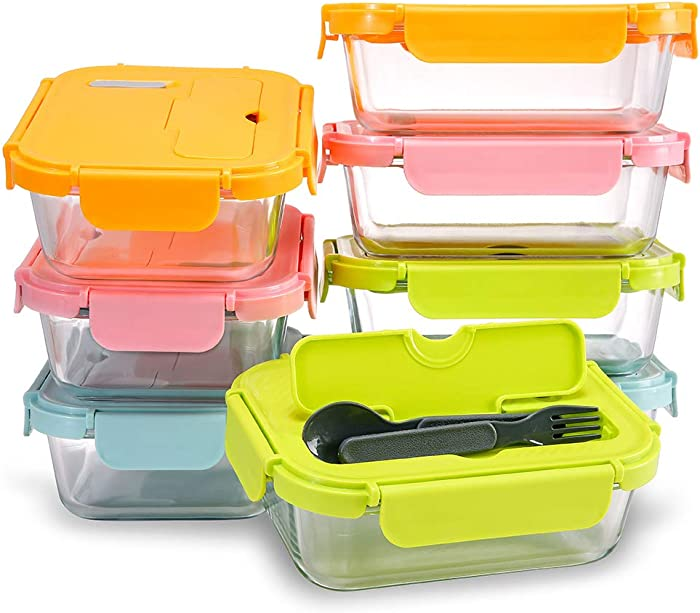 Top 8 Food Form Containers