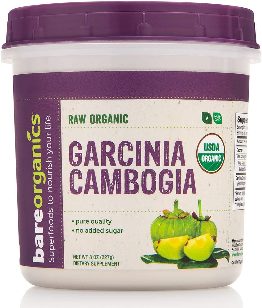 Amazon Com Bareorganics Garcinia Cambogia Powder Superfood