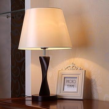 Lámpara de Mesa moderna minimalista dormitorio lámpara de ...
