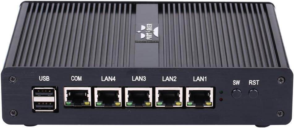 Router Firewall Mikrotik Pfsense Mini Pc 4gb Intel Lan Computers Accessories