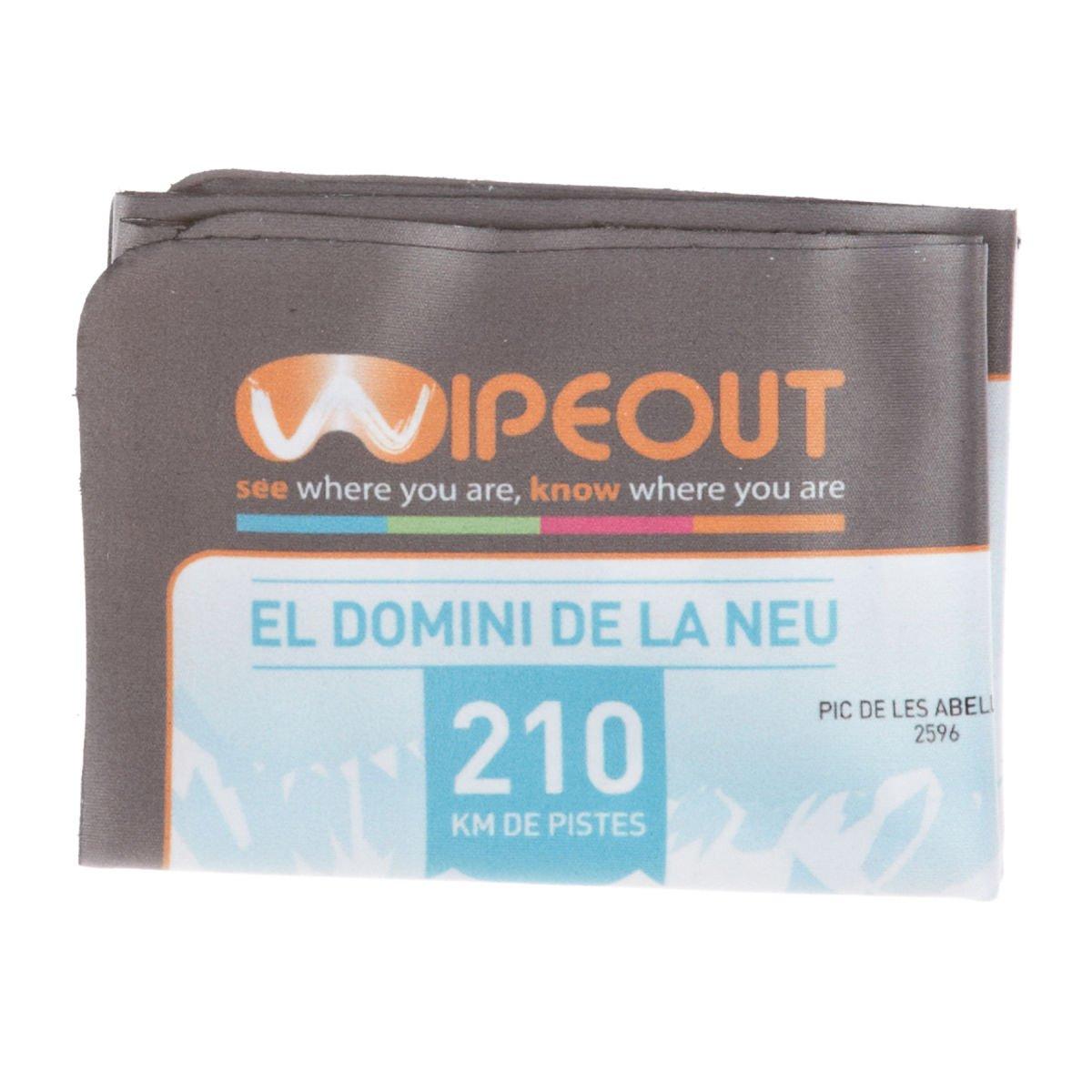 wipeout wipeout grandvalira piste Carte du Chiffon pour lentille - yhNdRN