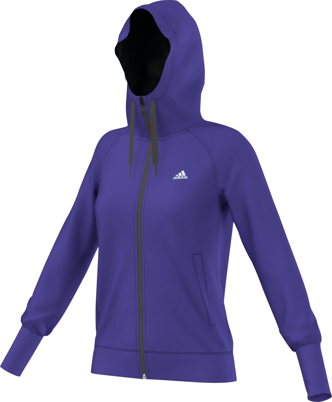 adidas Prime Hoodied - Chaqueta de running para mujer