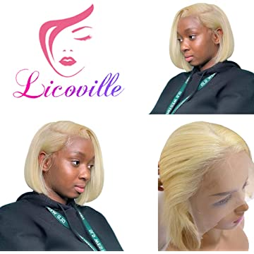 top selling Licoville 613 Blonde Bob