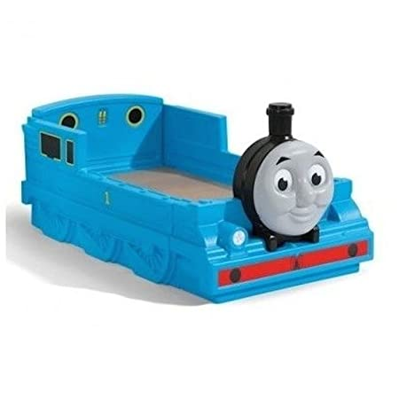 Thomas The Tank Engine Toddler Bed Novelty Childrens Bedroom Furniture For  Kids. Toddler Mattress Included